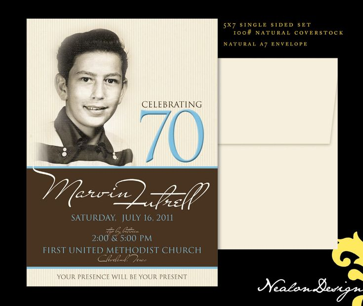 Funny 75th Birthday Invitations