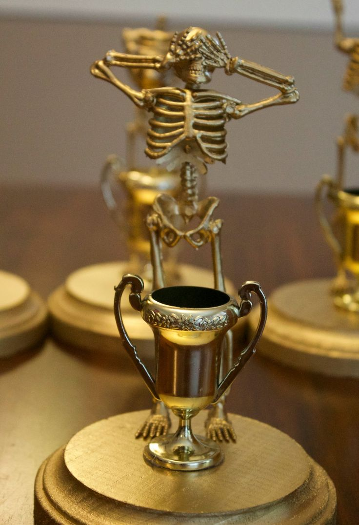 And Birthday Awards Trophies