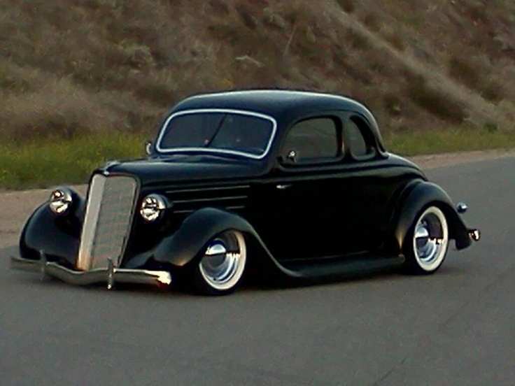 35 Chevy Coupe 5 Window