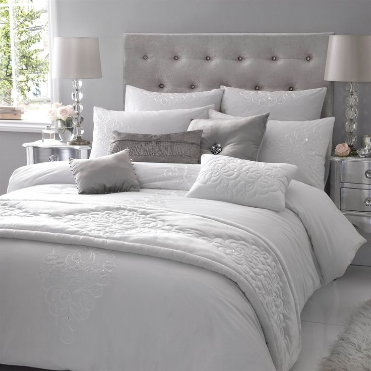 Faux Linen Comforter Sets Bedding