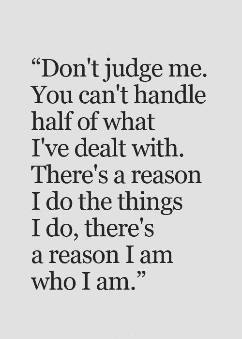 Dont I Praying T Judge Judge Won And Me You