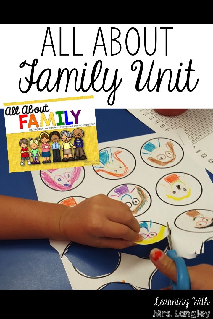 Family Tree Projects Preschoolers