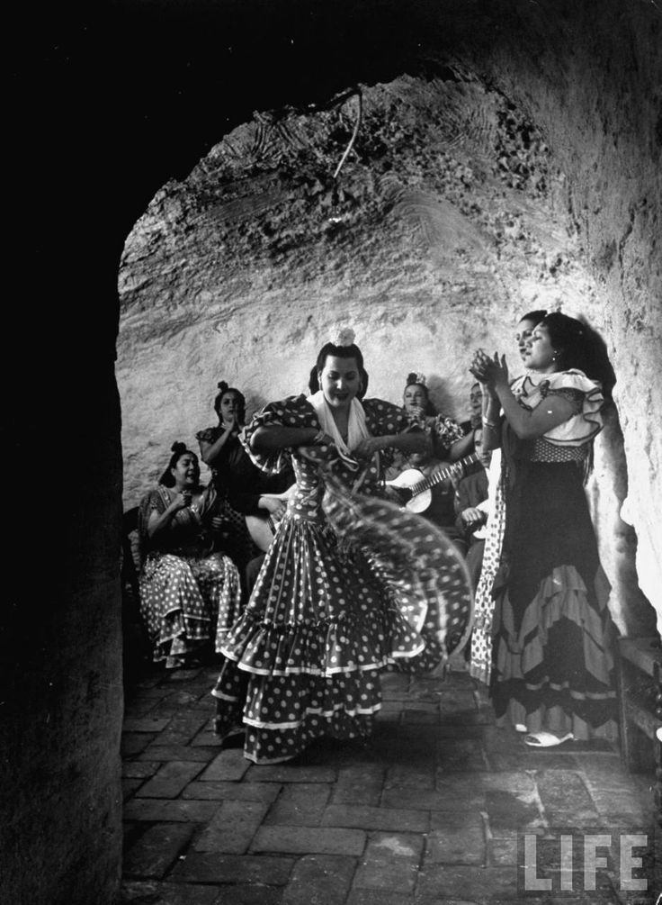 Old Flamenco Pictures Really