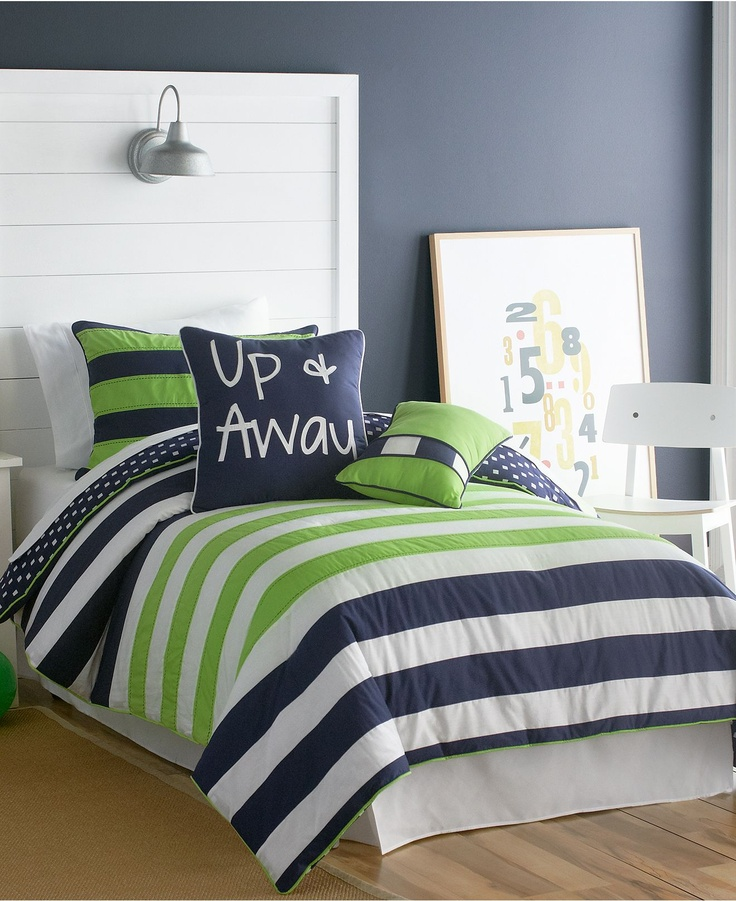 Big Believer Up And Away Comforter Set Macy S For The