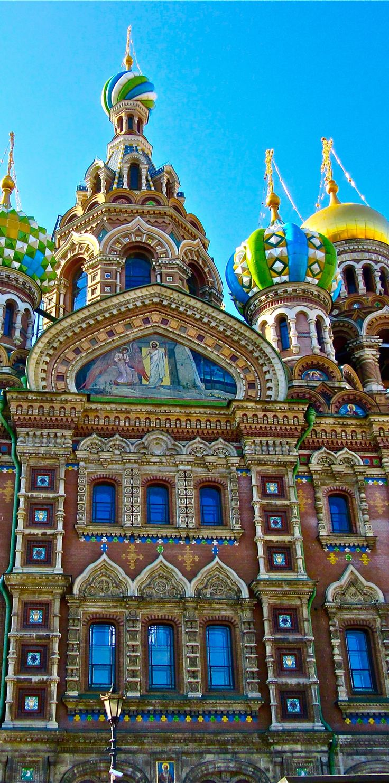 Petersburg Castle St Russia