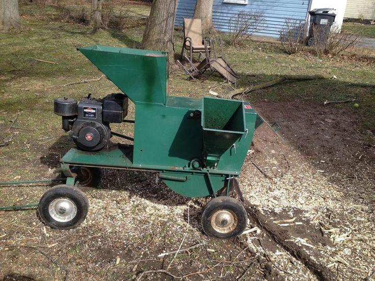 Heavy Duty Garden Mulcher