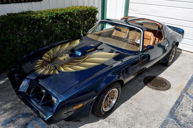 79 Blue Formula Firebird