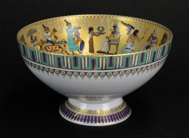 Porcelain White German Vase