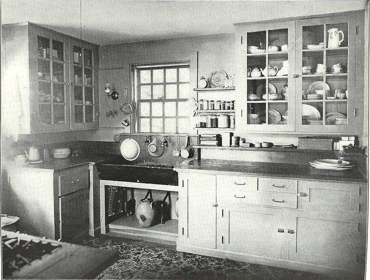 1920 Kitchen Farmhouse