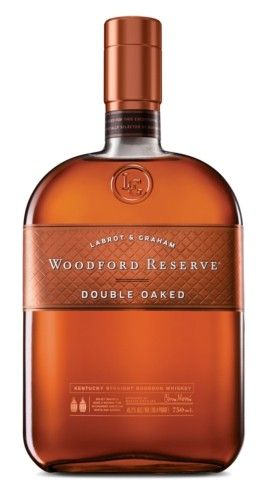 Woodford Oaked Barrel Double Single Reserve