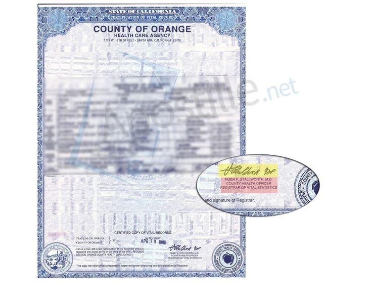 San Bernardino Birth Certificate Office