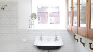 Hexagon Black Floor Tiles Bathroom Bliss Pinterest