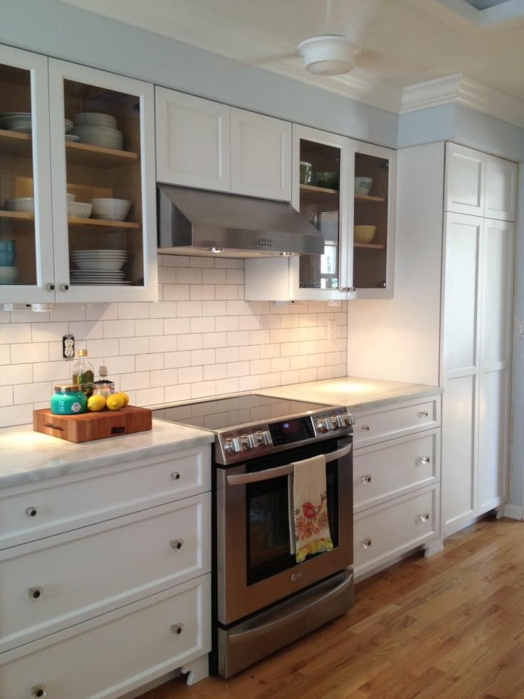 Quartz Kitchen Countertops Backsplash Ideas