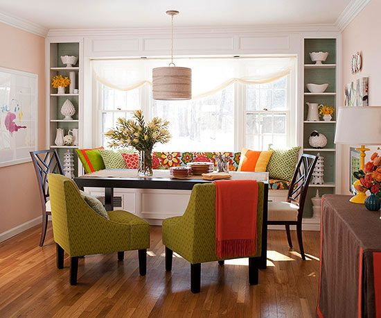 Better Homes And Gardens Banquette Ideas