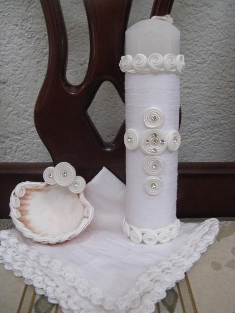 Centerpieces Ideas Baptism Decorations