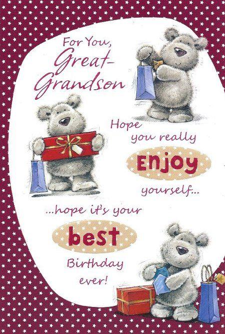 Birthday Cards Grandson Verses