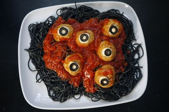 Dinners Creepy Halloween