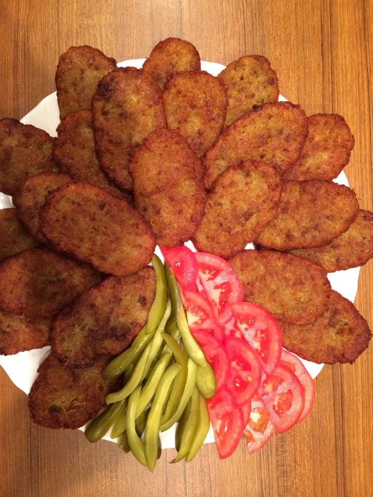 Potato Indian Cutlet Style