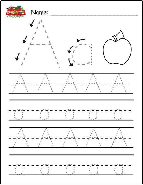 Bubble Letters Trace