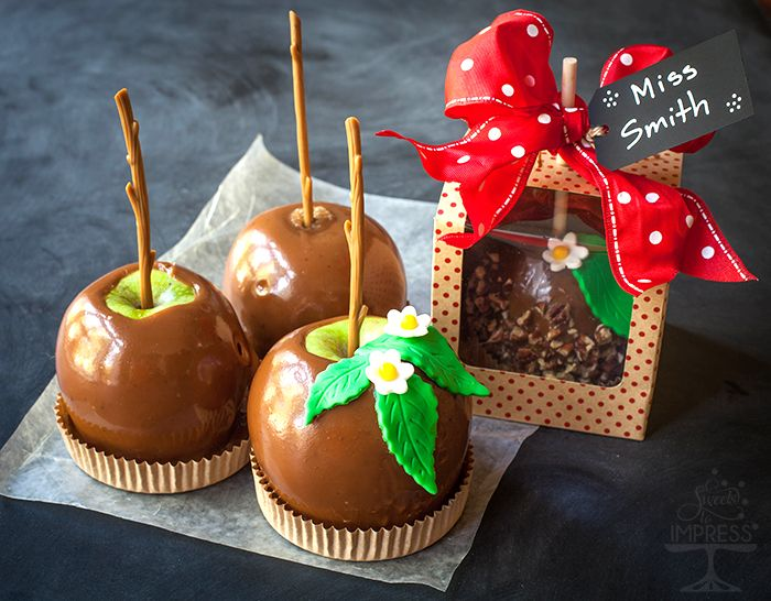 93 Best Images About Candy Apples On Pinterest