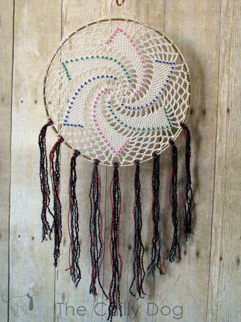 Beaded Crochet Instruction Printable