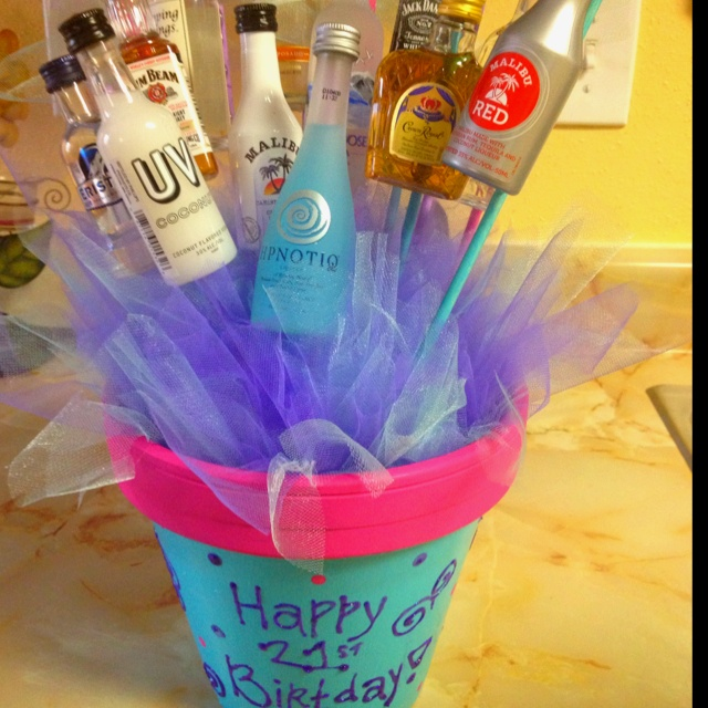 17 Best images about 21st Birthday Party Ideas on ...
