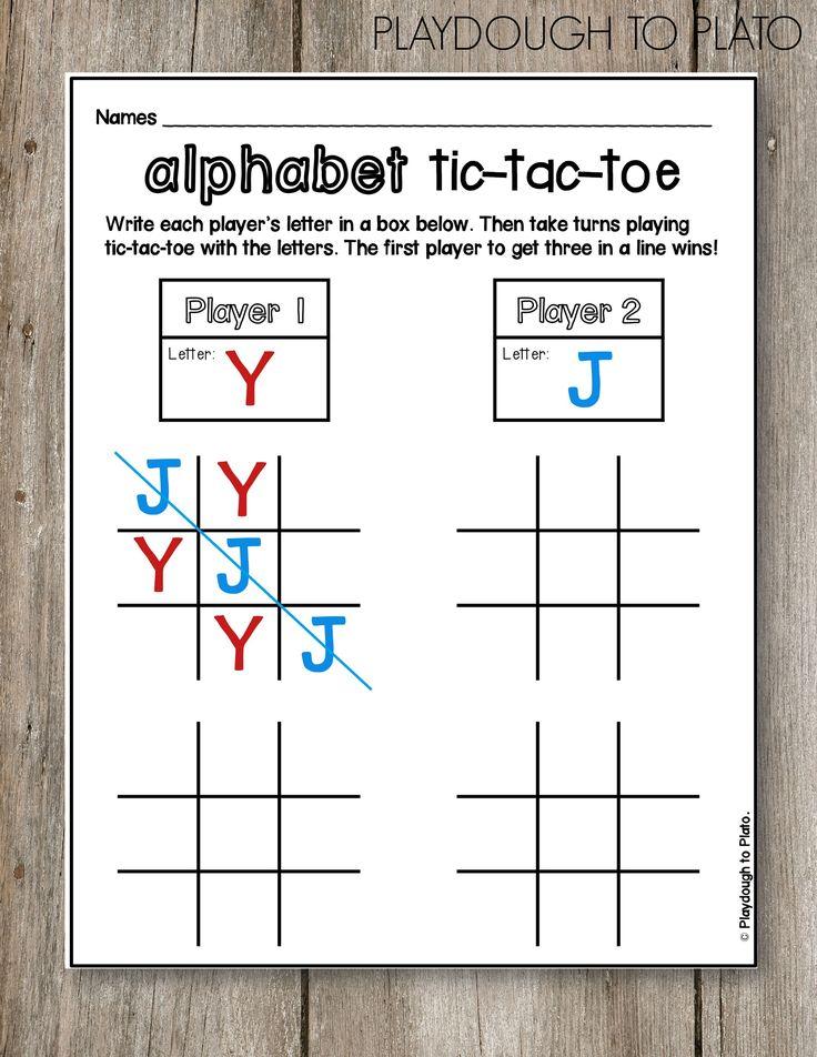 Printable Alphabet Letters Hwt