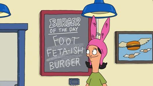 Bobs Burgers Ear Sy Rider