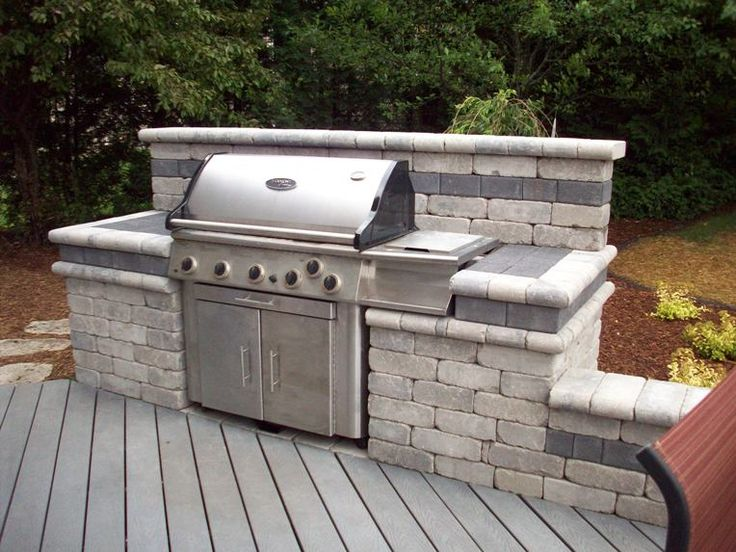 Outdoor Kitchen Planning Tool