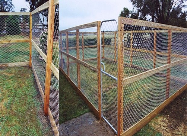 10x10 Dog Kennel Panels