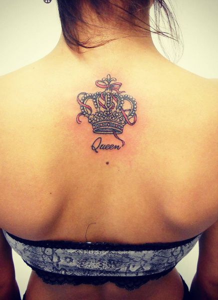 Crown Daughter Princess Tattoos