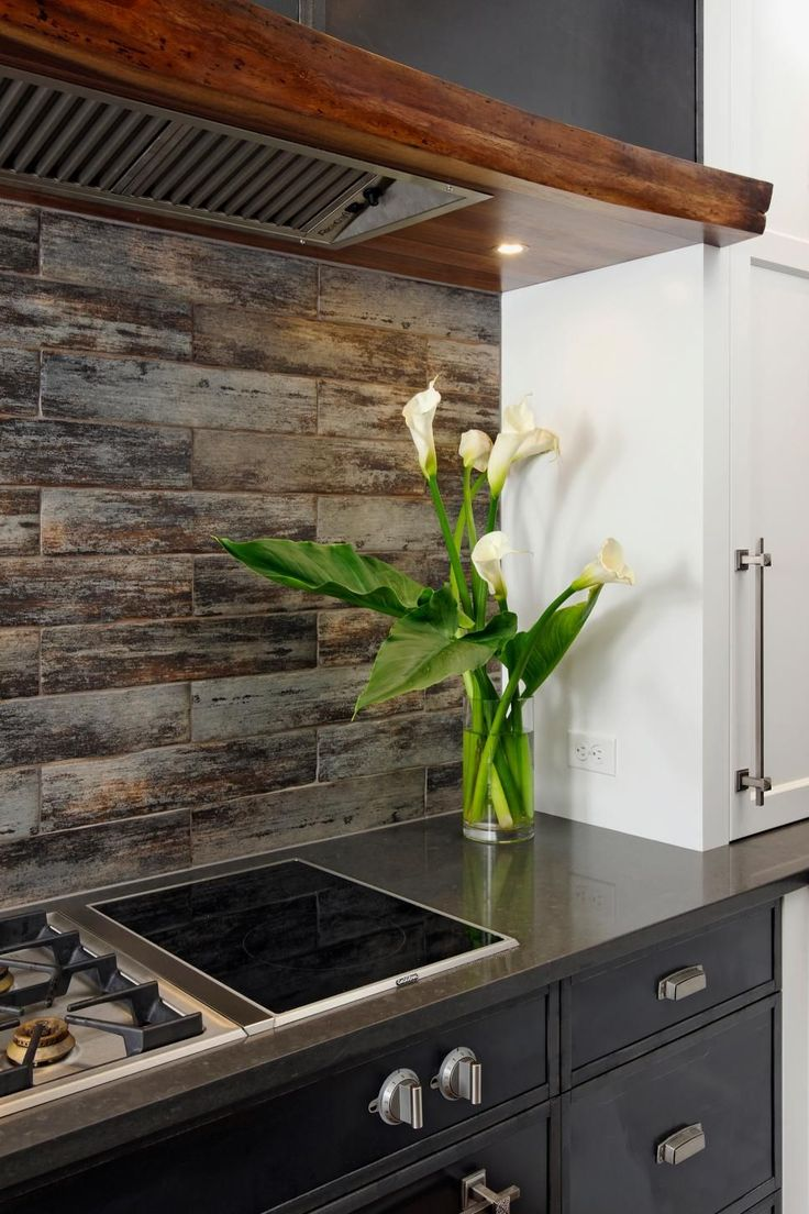 Rustic Country Kitchen Backsplash Ideas