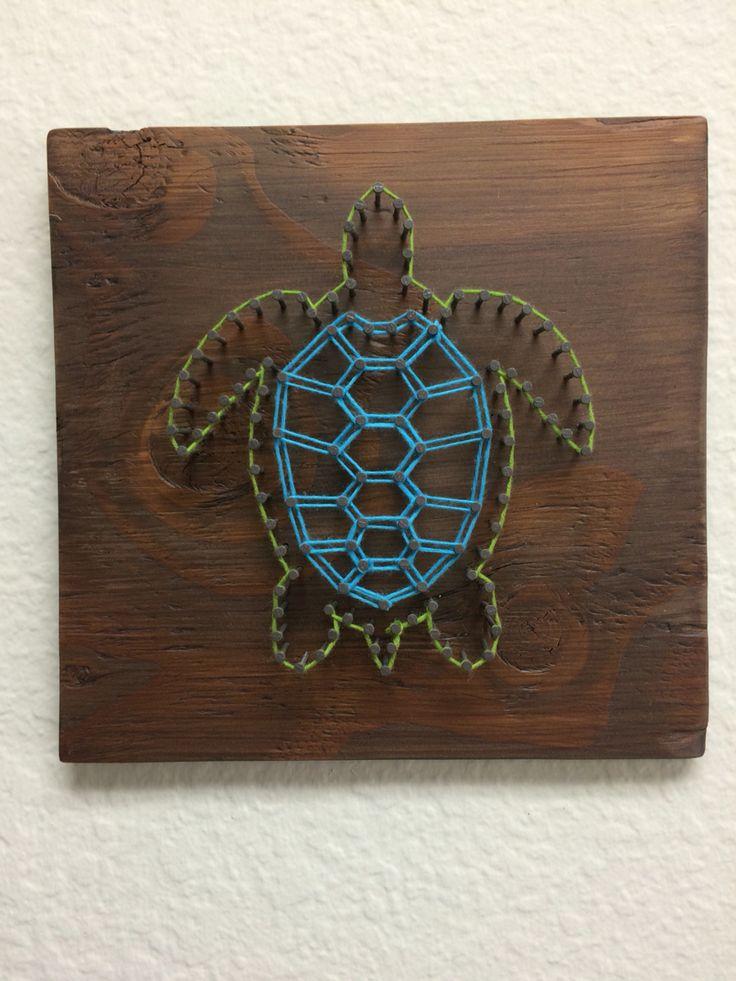 Turtle Nail Art Patterns String