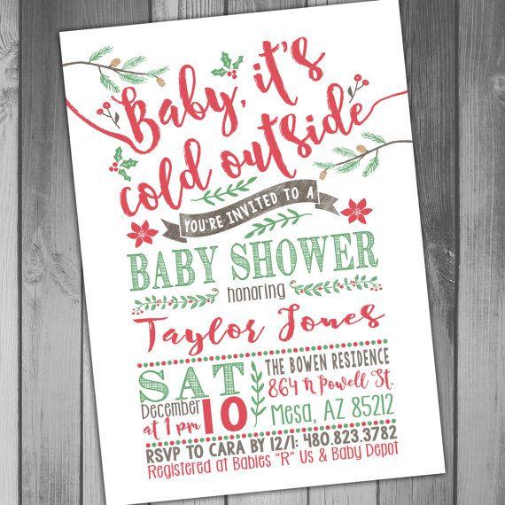 Cheap Diaper Invitations Baby Shower