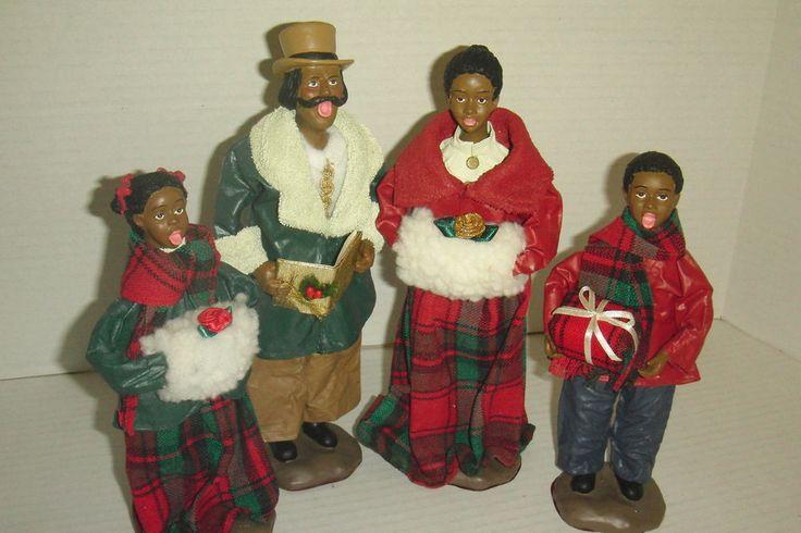 Home Accents Ethnic Santa