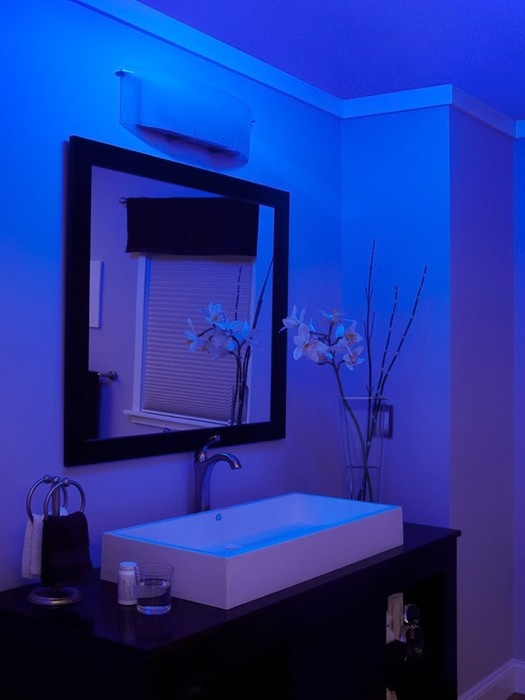 Bathroom Exhaust Fan Led Light