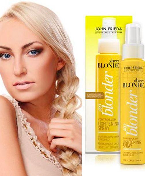 John Frieda Hair Lightener Spray