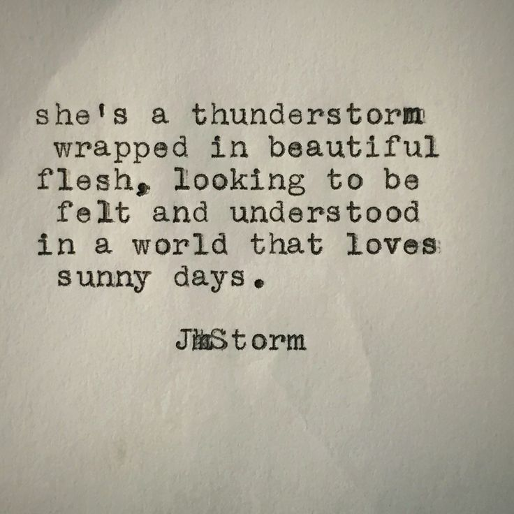 Short Quotes About Lightning