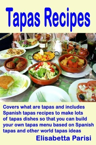 What Tapas Food Menu