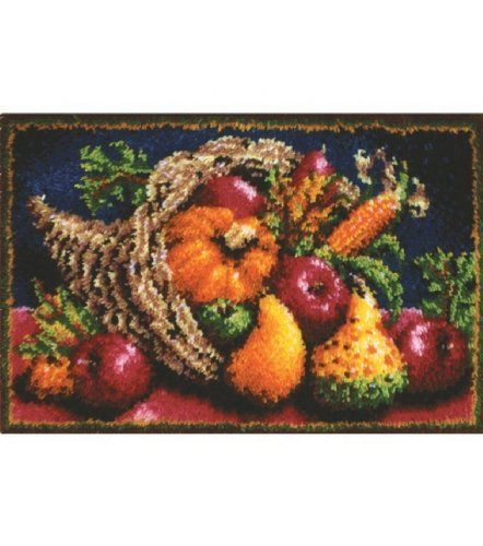 Caron Harvest Country Latch Hook