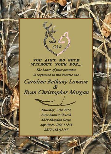 Rustic Fall Invitations