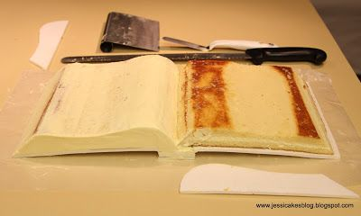 17 Best Images About Open Book Cakes On Pinterest Open