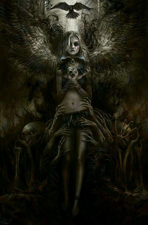 And Demon Love Dark Light Angel