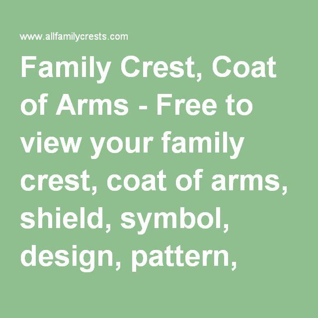 Irish Coat Arms Meaning