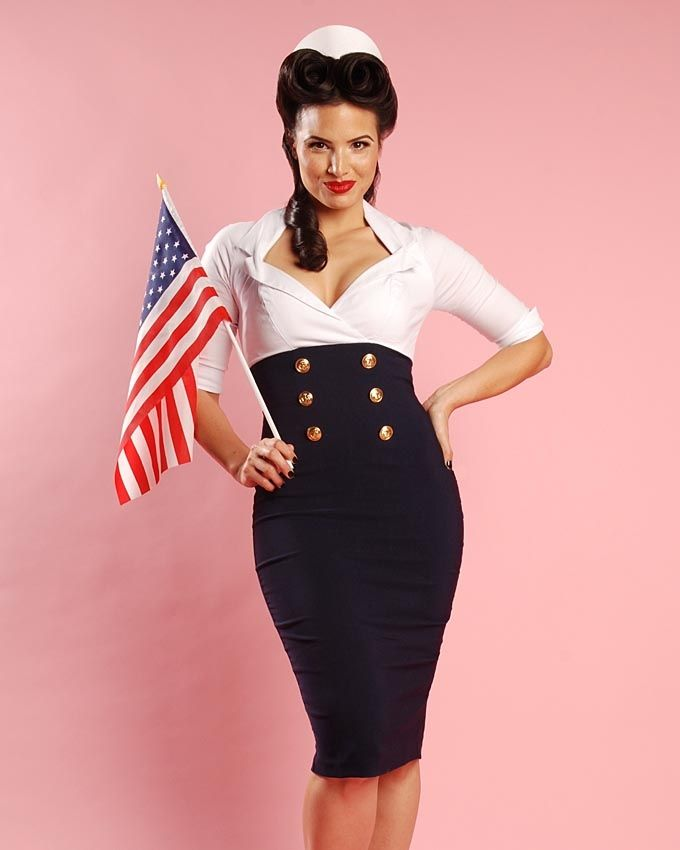 17 Best images about Pin Up Clothing on Pinterest ...