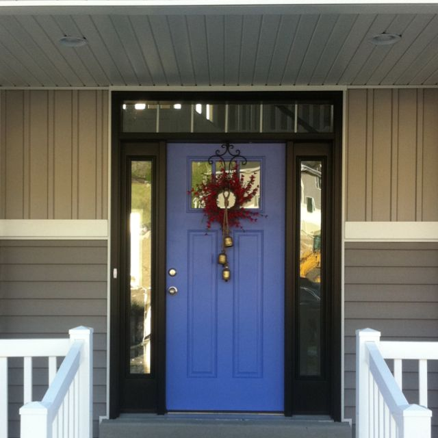 French Doors Exterior Colors