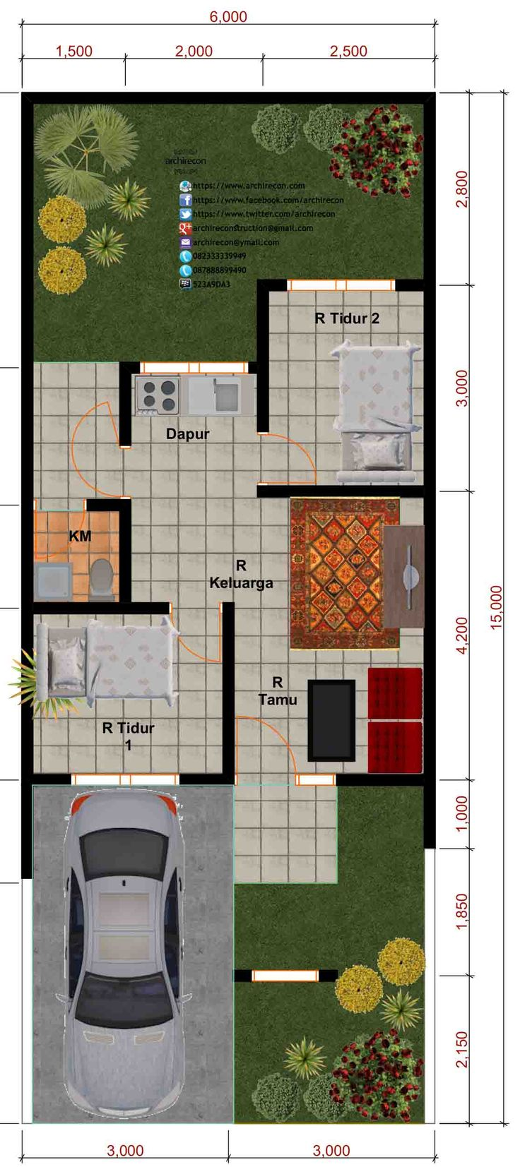 Kitchen Design And Layout Plans