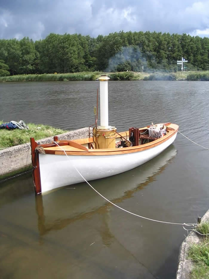 20 best images about Steam powered boats on Pinterest ...