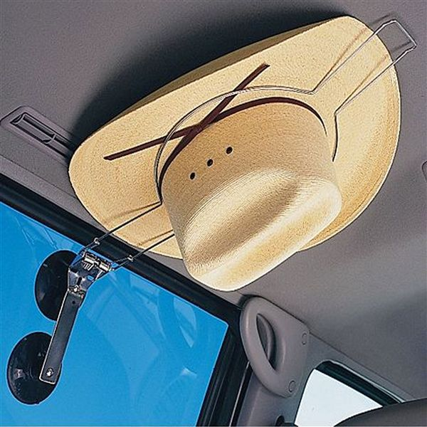 Cowboy Hat Holder Car