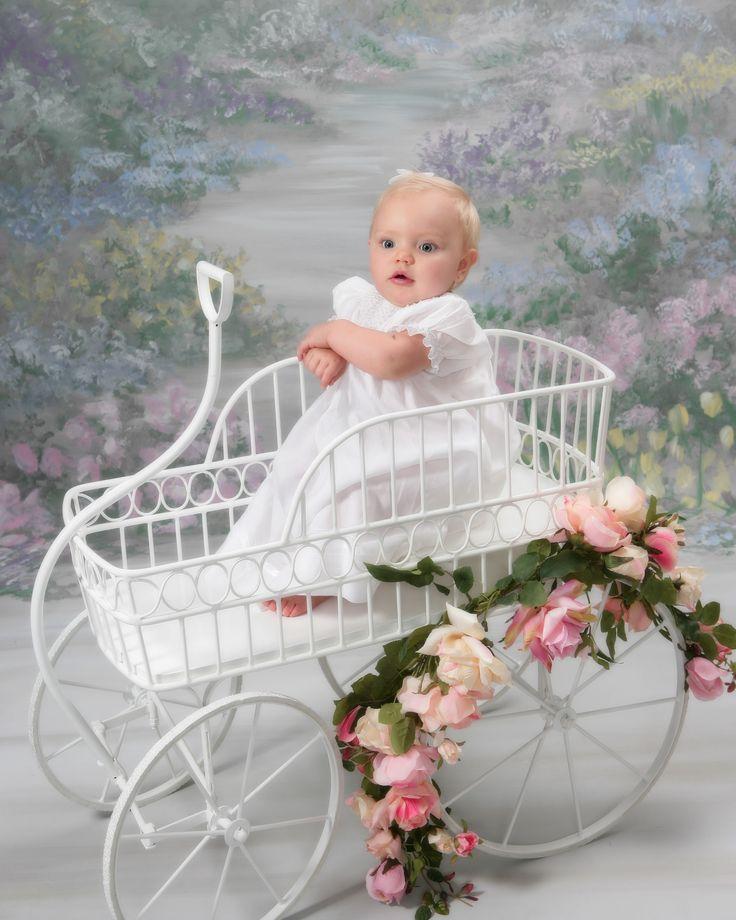 Babies Wagon Wedding Day
